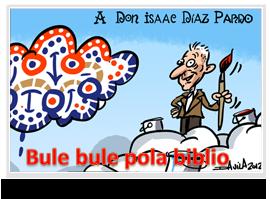 Bule Bule pola biblio